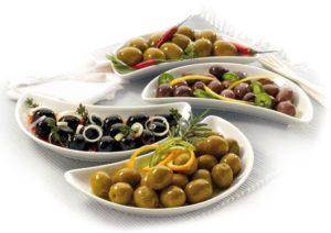 Tapas i oliwki