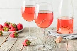 Wina różowe